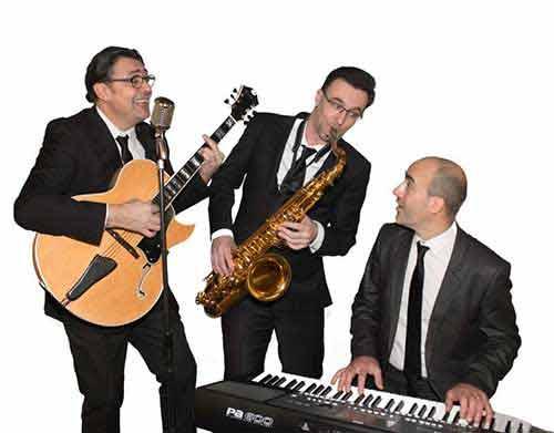 Trio orchestre italien